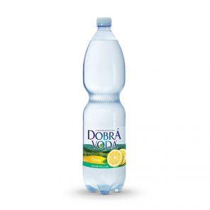 Dobrá voda 1.5 l Citron