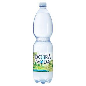 Dobrá voda 1.5 l Hrozno