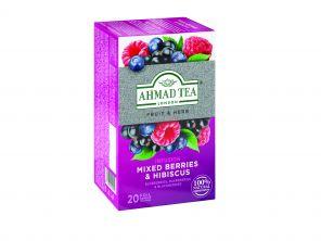 Ahmad Mixed Berry 20 ks HB