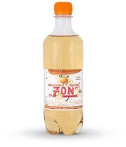 ZON 0.5 l Zázvorová PET
