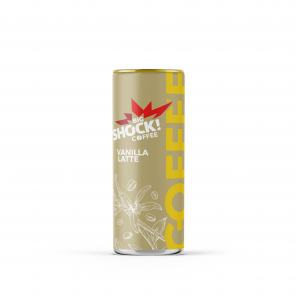 Shock Coffee Vanilla 250ml