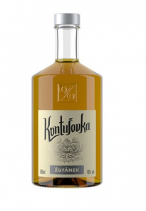 Kontušovka Žufánek 0.5 l 40%