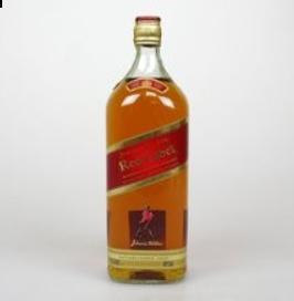 J.Walker 1.5 l Red Label 40%