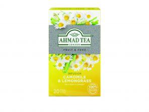 Ahmad Camomile-Lemongrass 20 ks HB