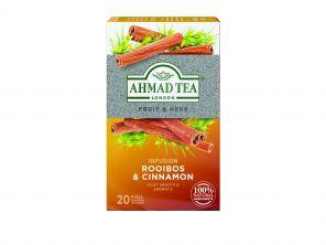 Ahmad Rooibos-Cinnamon 20 ks HB