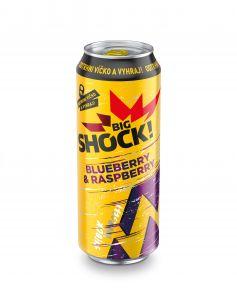 Shock 0.5 l Blueberry