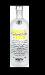 Absolut Citron 1.0 l 40%