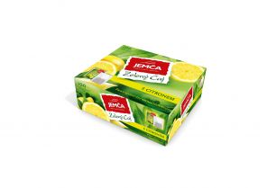 Čaj Jemča 100x1.5g HB Zelený