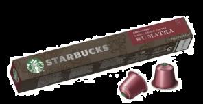 Starbucks Nespresso Sumatra