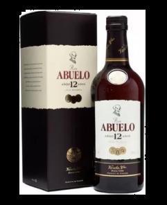 Abuelo Rum 12Y 0.7 l 40%
