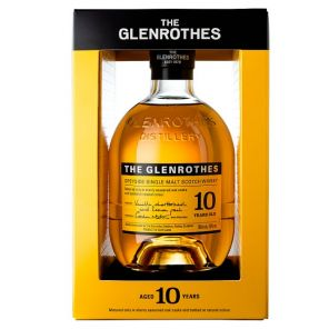 Glenrothes 10Y 0,7 l 40%