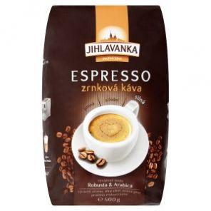 Jihlavanka Espresso 500g zrno
