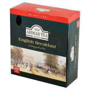Ahmad Tea 100 ks English Breakfast HB