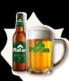 Platan 11% 0.5 l LAHEV