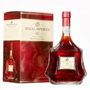 Royal Oporto 40 let 0,75 l