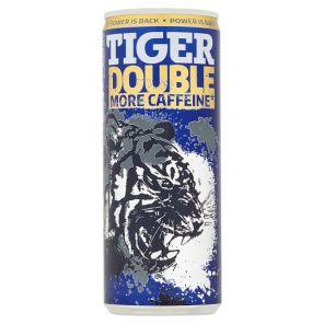 Tiger 0.25 l Double Caffeine